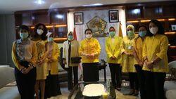 Partai Golkar Dukung Kader Perempuan Maju di Pilkada