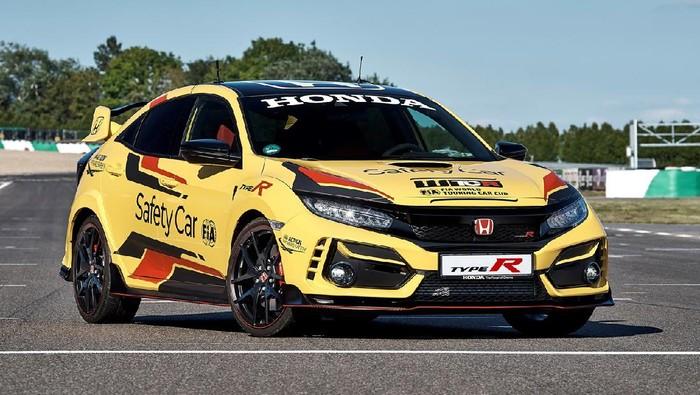 Honda Civic Type R Limited Edition  jadi safety car di ajang WTCR 2020