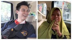 5 Kebaikan Baim Wong Saat Bantu Penjual Makanan Kecil