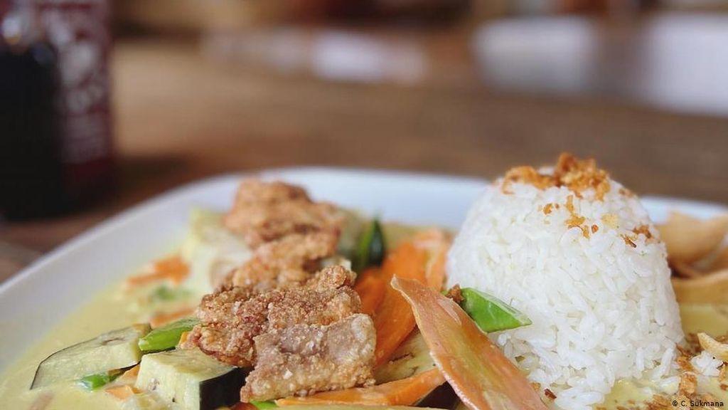 Kedai Makan Indonesia di Jerman Manfaatkan Bahan Makanan yang Sering Terbuang