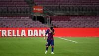 Ingin Tinggalkan Barcelona, Messi Susul Ronaldo ke Juventus?