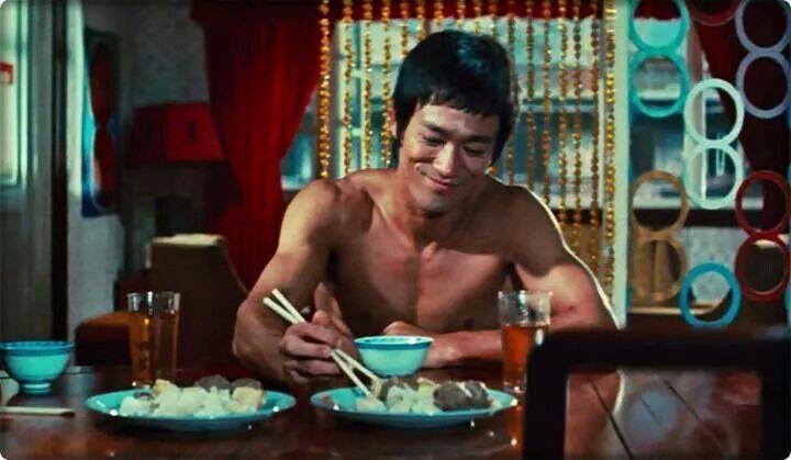 Makanan Favorit Bruce Lee