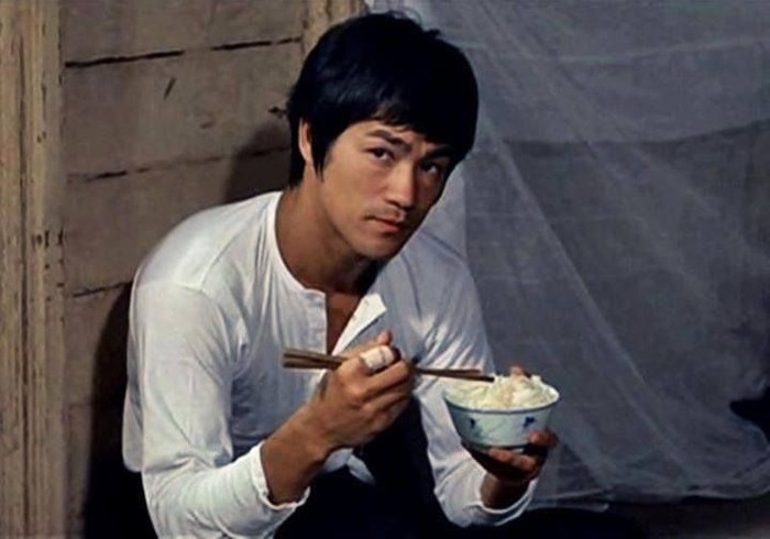 Makanan Favorit Bruce Lee