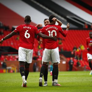Video Gol-gol MU Benamkan Bournemouth 5-2 di Old Trafford
