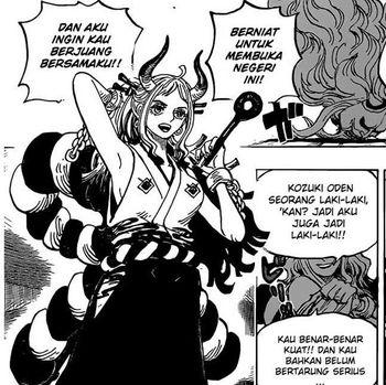 Manga One Piece 985 Tak Terbit Pekan Ini