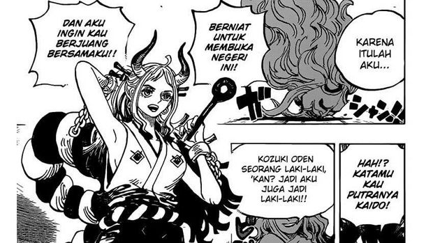 Manga One Piece 984