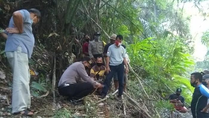 Penemuan tengkorak manusia di Badung pada Sabtu, 4 Juli 2020