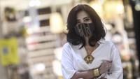 Foto: Seperti Ini Saat Model Fashion Show di Mal Jakarta di Era New Normal