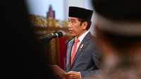 Kasus Positif Corona Sulit Dikendalikan, Jokowi Ungkap 2 Target Dunia