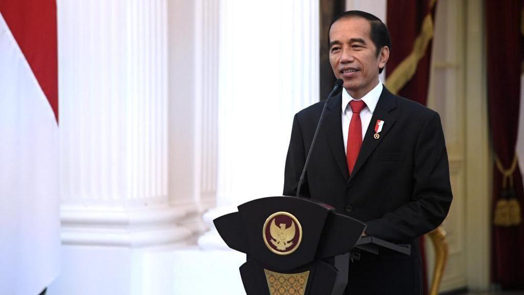 Survei IPO: 63% Masyarakat Puas Atas Kinerja Jokowi Tangani COVID-19