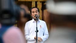 Rekor Kasus Baru Corona Pecah, Jokowi Beri Lampu Merah