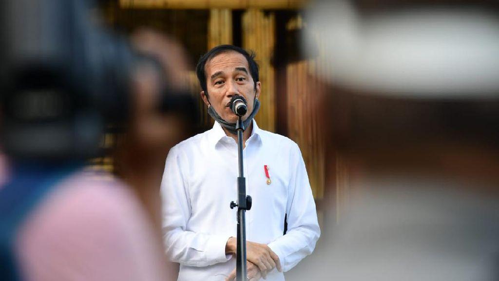 Arahan Langsung Jokowi soal Stunting ke Menkes Terawan