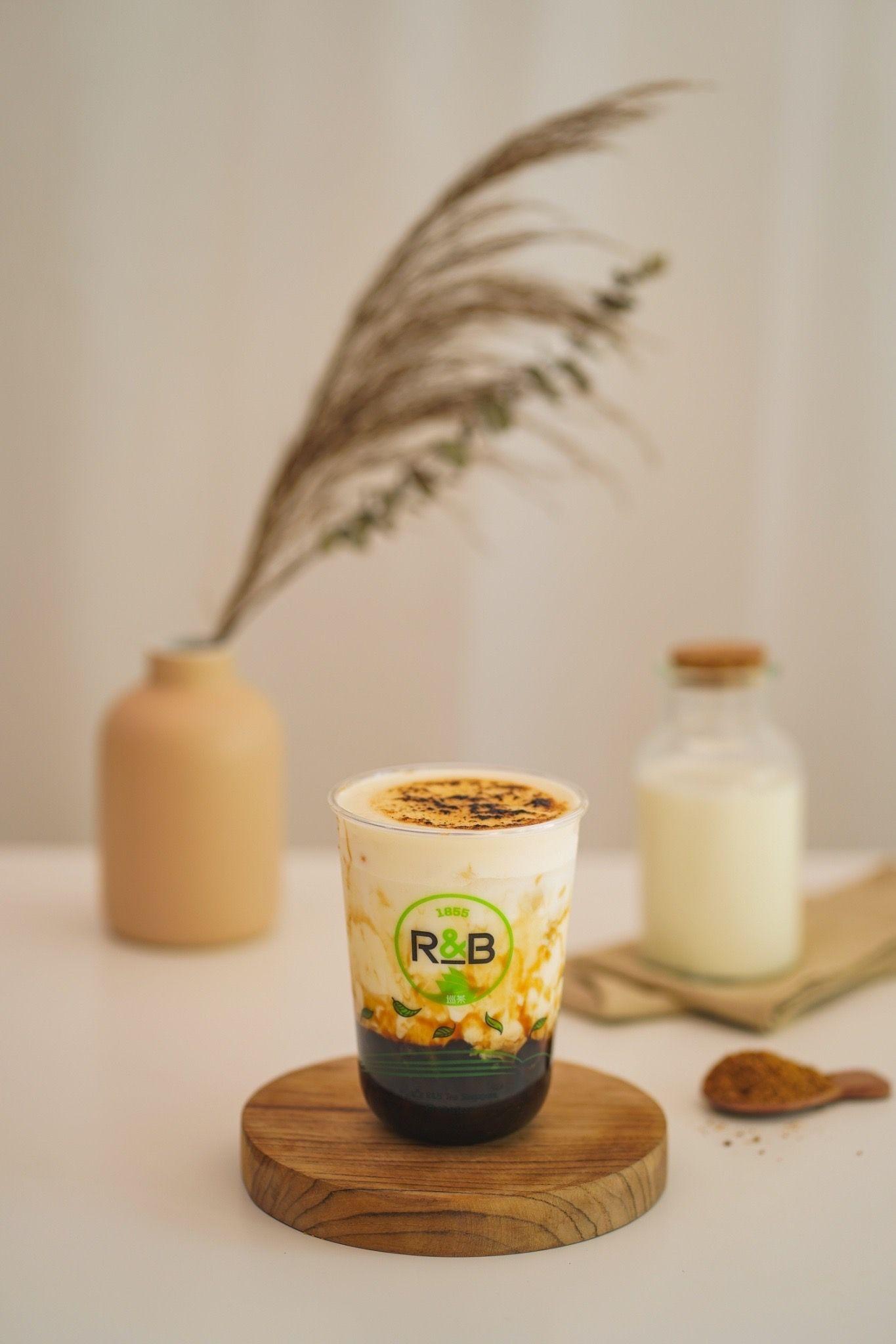 R&B Tea Hadir di Indonesia
