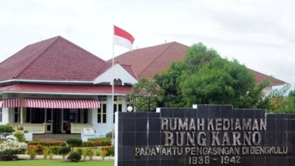 Besok, Objek Wisata Benteng Inggris dan Rumah Sukarno di Bengkulu Dibuka