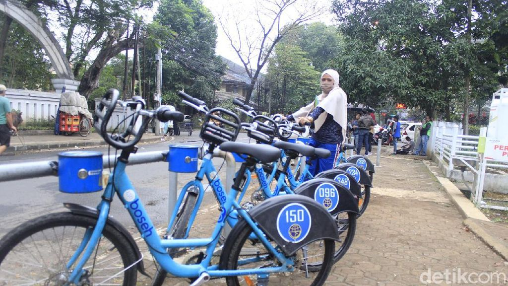 New Normal, Penyewaan BOSEH di Bandung Naik 4 Kali Lipat