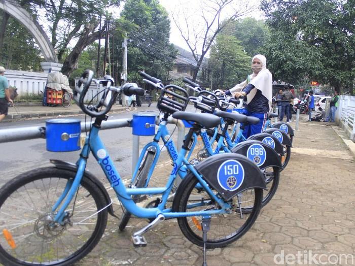 Sepeda BOSEH Bandung