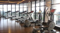 Nge-Gym Era New Normal Bisa di The Trans Luxury Hotel Bandung