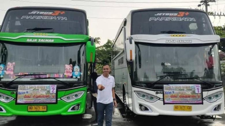 wisata naik bus