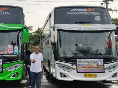 Traveler, Ayo Jajal Wisata Naik Bus!