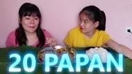 Mukbang Petai, YouTuber Ini Habiskan 20 Papan hingga 2 Kg Petai!