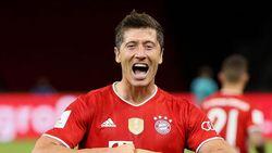 Flick: Cetak 51 Gol, Lewandowski Layak Raih Ballion dOr