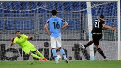 Video: Lazio Kalah 0-3 dari Milan di Olimpico