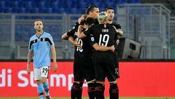 Lazio Vs AC Milan: Elang Ibu Kota Takluk 0-3 di Kandang