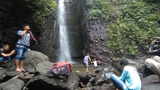 Air terjun di Kudus
