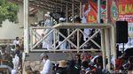 Aksi Massa PA 212 di Gelaran Apel Ganyang Komunis