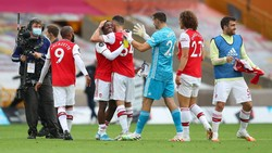 Mimpi Arsenal Tembus Empat Besar Belum Sirna