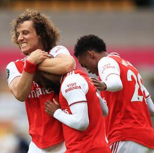 Lacazette Puji Pertahanan Arsenal