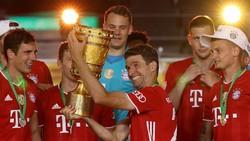 Kesedihan Mueller di Tengah Pesta Juara Bayern