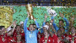 Bayern Munich Menuju Treble: Two Down, One to Go