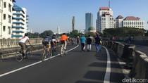 Pro-Kontra Pejalan Kaki soal Anies Ganti Nama CFD Jadi Kawasan Pesepeda