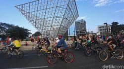 Sepeda Hype Lagi, Yuk Tonton Pesan dari Bu Dokter Falla Adinda