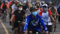 Sepeda Konvensional Diburu, Sepeda Listrik Ikut Laris Manis