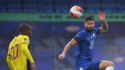 Giroud dan Willian Bawa Chelsea Ungguli Watford