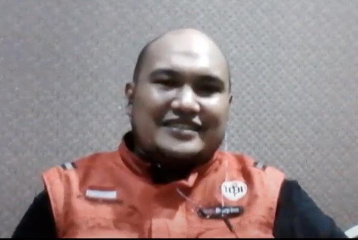dr Sugih Wibowo, relawat perawat  OTG di Makassar