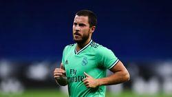 Ditepikan Dua Pertandingan, Eden Hazard Siap Main Lagi
