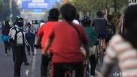Ngetren Layanan Bike Sharing, Dokter Ingatkan Hati-hati Soal Ini