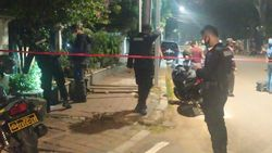 Video Olah TKP Ledakan di Menteng, Belum Ada Indikasi Teroris