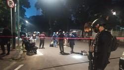Polisi: Ledakan di Menteng Kenai Mobil Pemilik Rumah, Ban Kiri Bocor