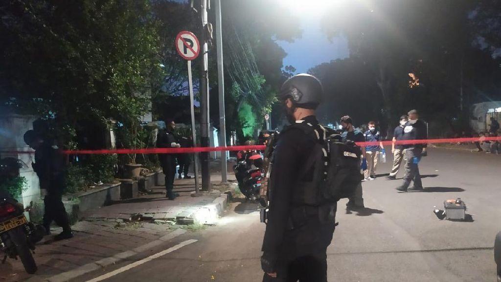 Tak Ada Dampak Korban, Polisi: Pelaku Ledakan di Menteng Bukan Teroris