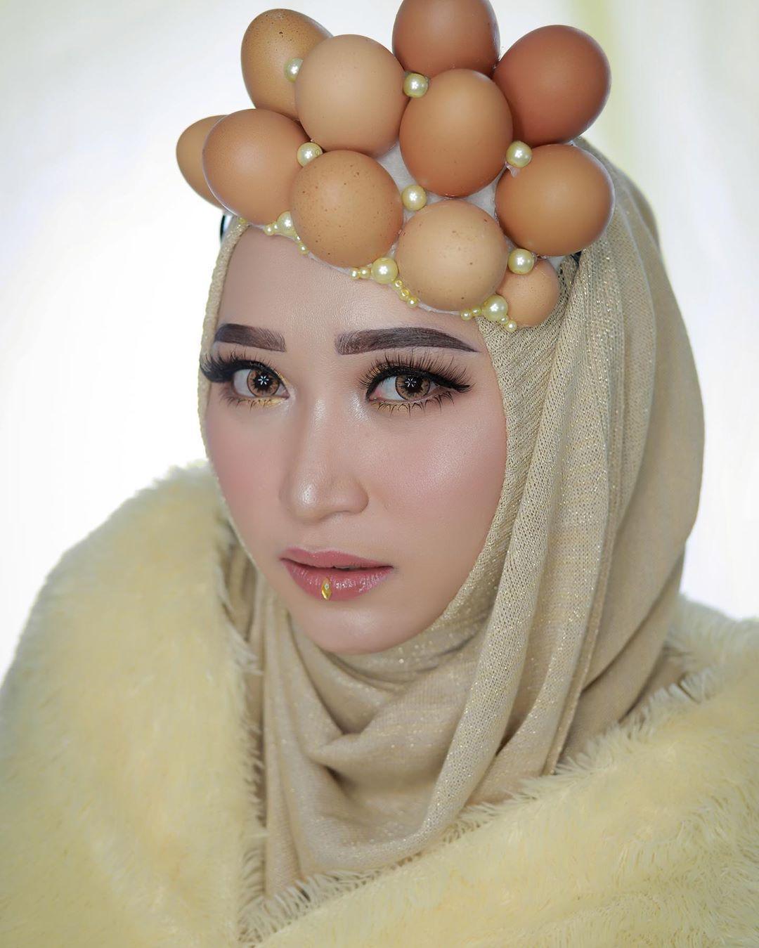 makeup pakai sayuran