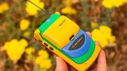 Warna-warni Ponsel Jadul Bertema Pelangi
