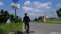 Goweser Karawang Keluhkan Jalur Sepeda yang Tidak Memadai