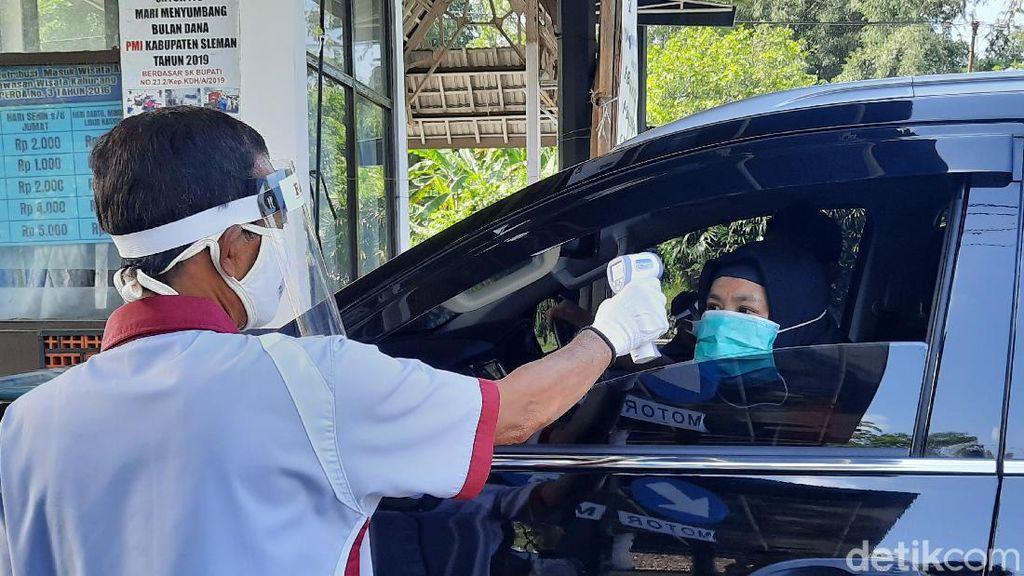 Petugas di Kaliurang Butuh Adaptasi Pakai Aplikasi Jogja Pass