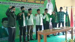 PPP-PKB Bangun Koalisi di Pilkada Pandeglang 2020