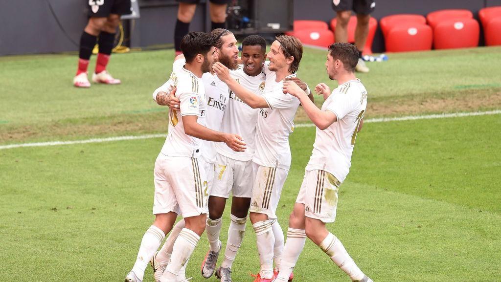 Madrid Takkan Bersantai Sampai Gelar Juara Terkunci