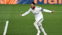 Tanpa Sergio Ramos, Real Madrid Bisa Menang?